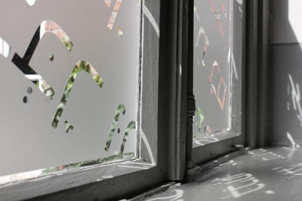Fenster Jüdisches Museum
